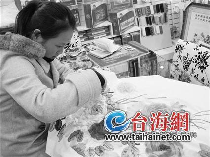 丝带绣:创意无限的手工diy刺绣