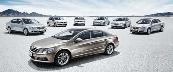 2011年度厦门车市盘点――一汽大众销量创新高
