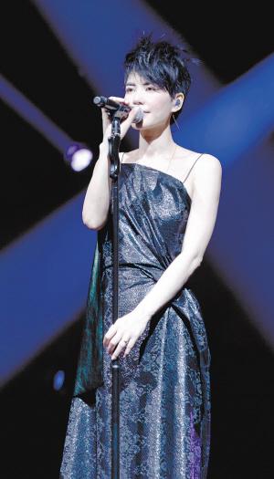 天后王菲4月厦门开唱。