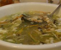 虫草花金茹老蛏汤