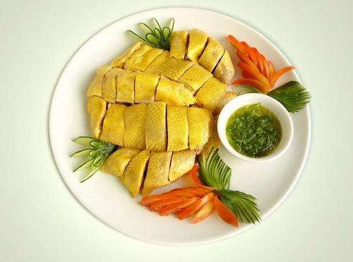 汀州第一大菜――长汀白斩河田鸡