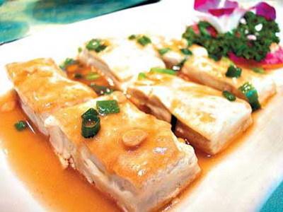 长汀豆腐干:酸浆做独家秘方