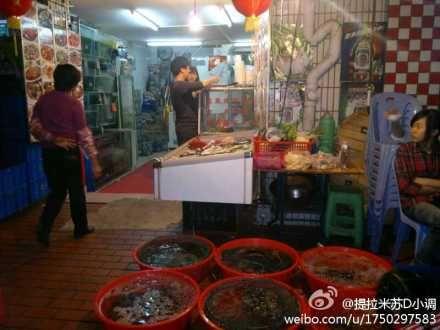 林川鸭肉海鲜大排档