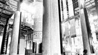 ・15根唐代石柱撑起宝林禅寺大殿