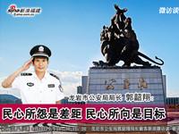 第8期 龙岩市公安局局长郭韶翔