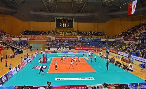 中日女排对抗赛三明站 中国3-1再胜日本