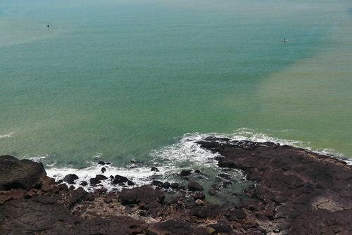 漳州火山地质公园漳浦香山景区