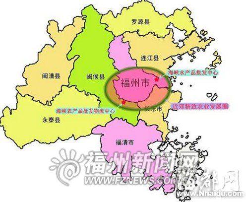 """着力打造福州""""后花园"""",闽侯山区,北峰区域重点发展旅游业及生态型"""