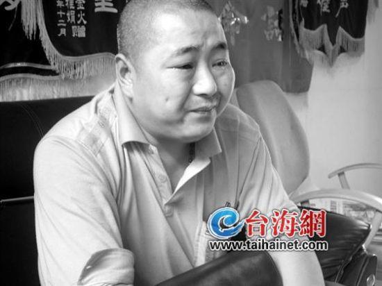 熊先生带着10岁的儿子终于在漳州寻获妻子