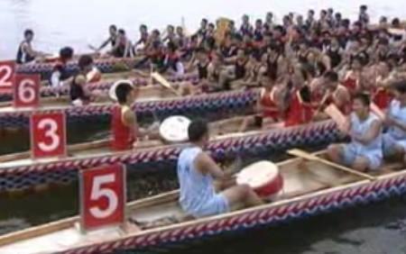 2011海峡两岸龙舟赛