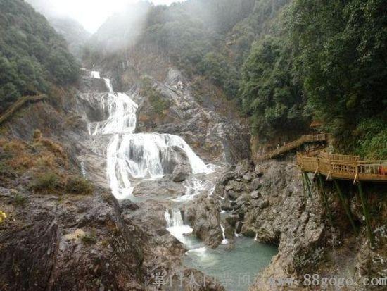南山风景区位于寿宁南阳