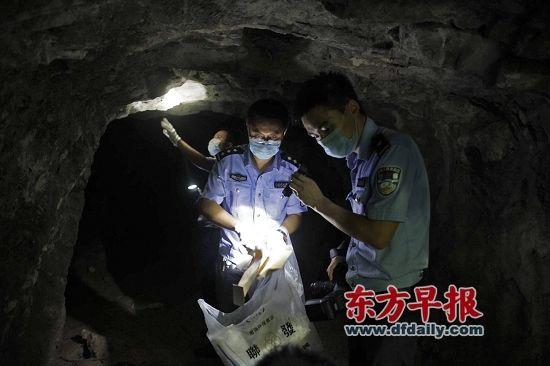 重庆枪击案最新进展:疑为周克华藏身山洞