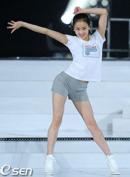 组图:韩国艺术体操美少女