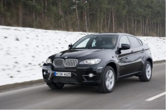 福宝BMW X6超低月供