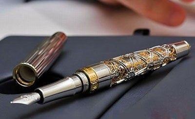 世界奢侈钢笔
