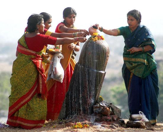 印度湿婆之夜宗教仪式