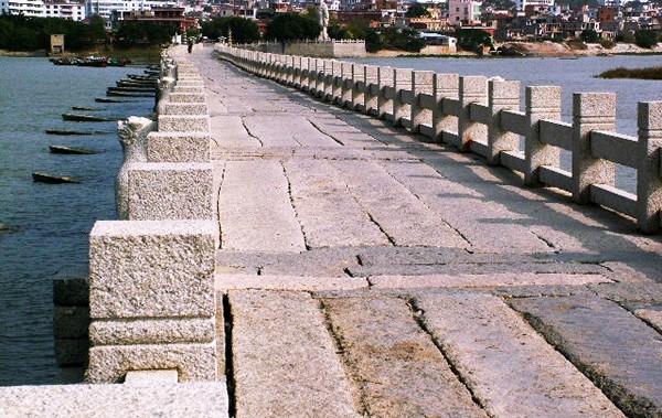 海内第一桥――泉州洛阳桥