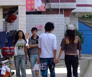大学一个班1/4学生同居 中国大学缺乏系统性教育