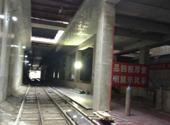 福州地铁隧道抢先看