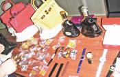 富婆旅行家中遭老友洗劫 200万名包名表钻戒失窃