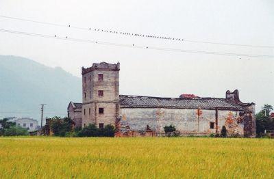 """福州百年碉楼:曾经守护家园的""""卫士"""""""
