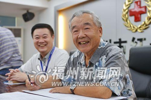 陈凯先生登记遗体器官捐献志愿者
