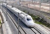 厦深铁路梁山隧道贯通 全程一等票价预计190元
