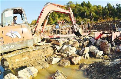 建阳莒口投入8900万元兴修水利 2万亩良田受益