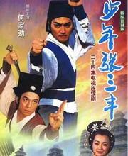 电视剧 1991《少年张三丰》 何家劲 饰