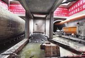 福州地铁首段隧道下月初贯通 长1082米(图)