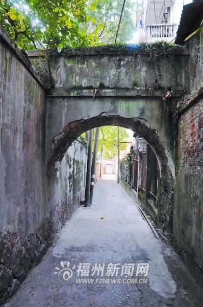 小巷深处的罗园