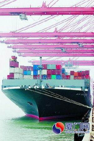 东南国际航运新发展 三明陆地港18日正式营业(图)