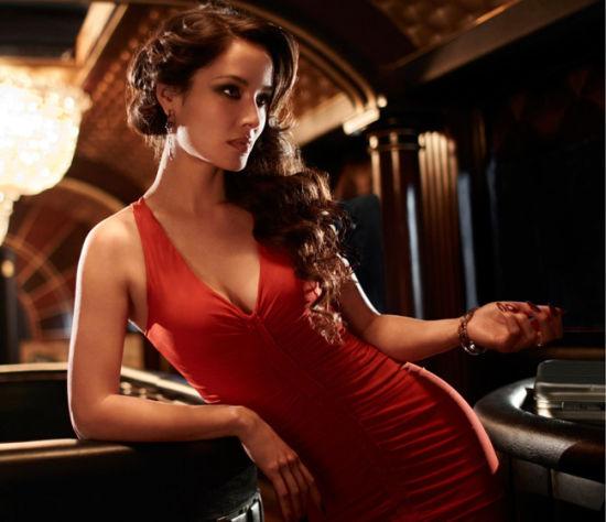 2013全球最美女性 中国超模刘雯入选
