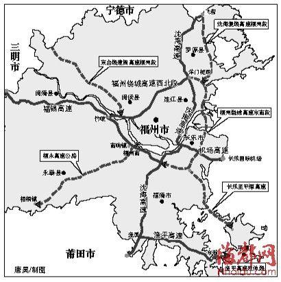 福永高速6月底试通车