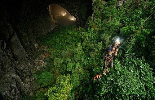 探索世界第一洞穴越南韩松洞未知秘密