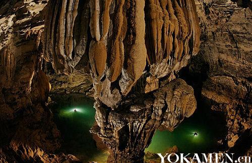 人类已知的最大的洞穴