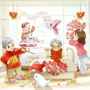 春节回家应付全攻略