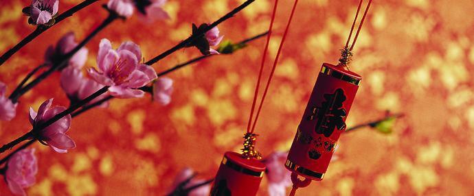 赏梅 祈福 泡温泉 过一个重庆味儿的中国年