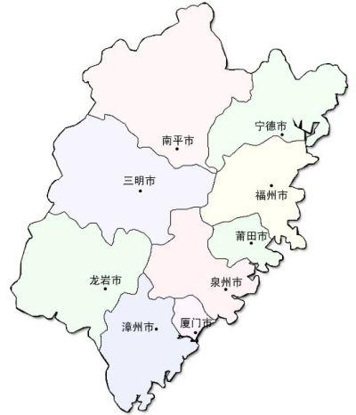 福建平潭岛地图_旅游地图