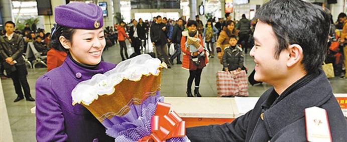 春节万花筒:那些坚守在岗位上的人