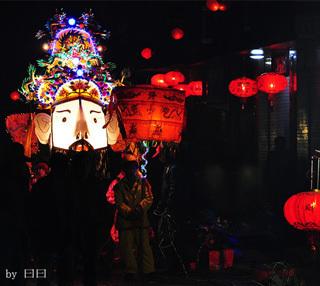 福州元宵民俗游