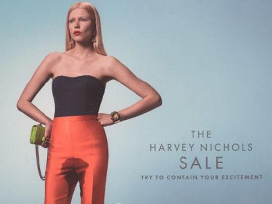 模特湿身广告尺度遭质疑
