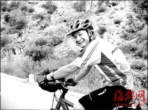 骑行达人:阿来 职业:医师 爱好:骑行、摄影