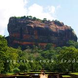 空中花园宫殿 狮子岩