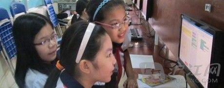 越南中学生逆天了 高中生一半能通过谷歌面试