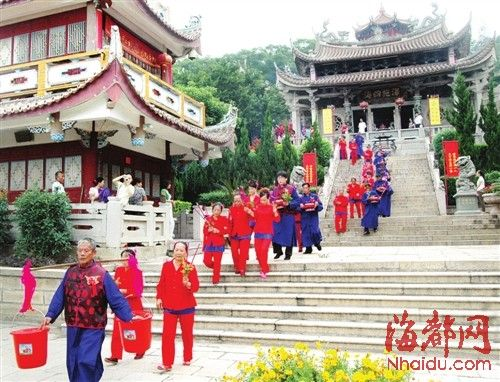 湄洲岛祭拜民俗