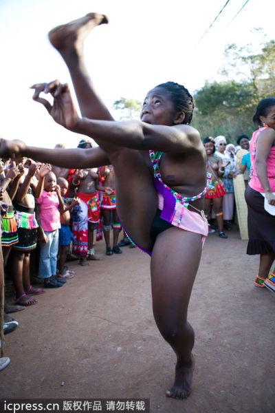 南非祖鲁族