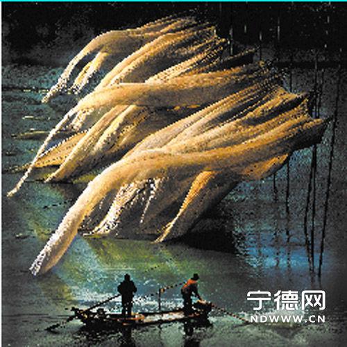 《渔家故事》 曹家勇 摄
