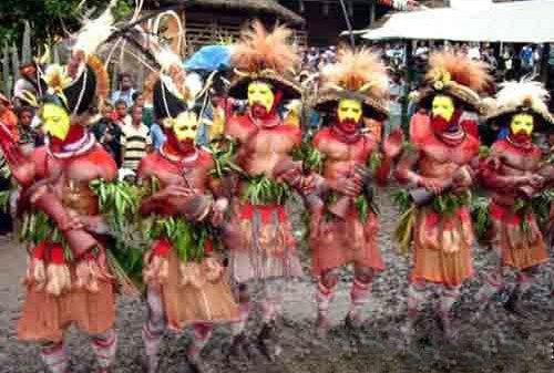卡图马族甘薯节