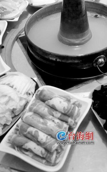 受假羊肉事件影响,厦门火锅店的生意也冷清了许多